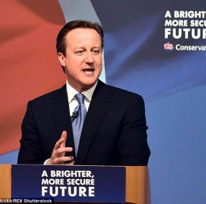 Snake-oil and psychological manipulation - how Britain was tricked into Cast Iron Dave