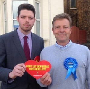 Thanet South Rigged Part One Tory and Labours Great Love